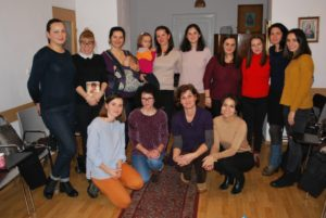 Andreea Arsene: Educaţia copiilor începe, în primul rând, cu educaţia adulţilor din familie